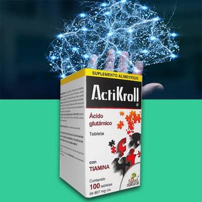beneficios del actikroll
