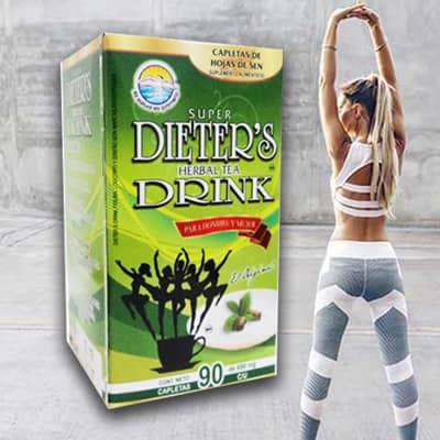 dieters drink beneficios