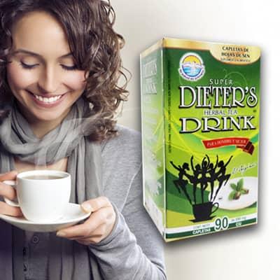 dieters drink para que sirve