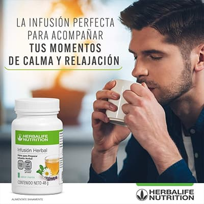 beneficios infusion herbal
