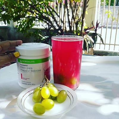 beneficios ponche frutas herbalife