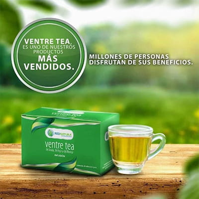 red natura ventre tea