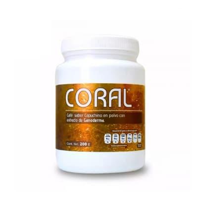 beneficios del cafe coral ganoderma