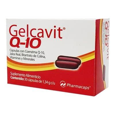 beneficios del multivitaminico gelcavit
