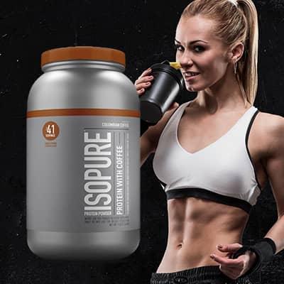 beneficios de la proteina isopure