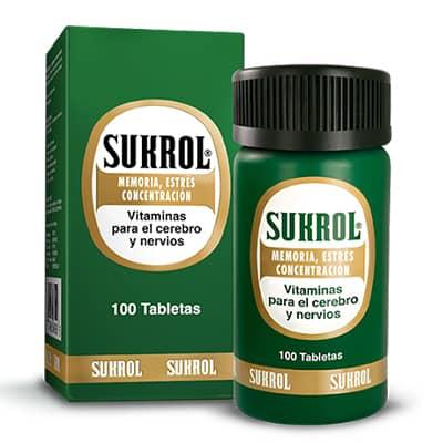 beneficios de las vitaminas sukrol