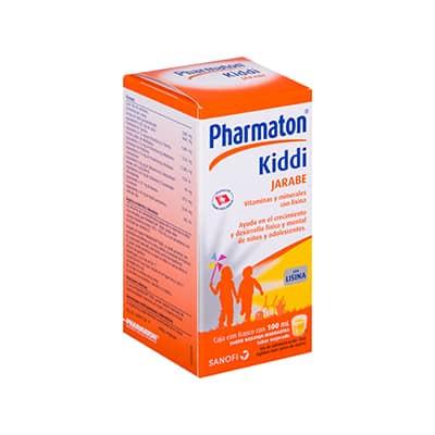 kiddi pharmaton mexico