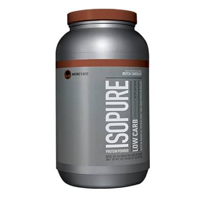 para que sirve la proteina isopure