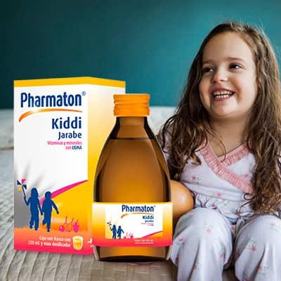 para que sirve kiddi pharmaton