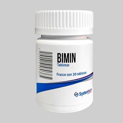 vitaminas completas bimin